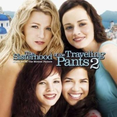 THE SISTERHOOD OF THE TRAVELLING PANTS 2 SOUNDTRACK CD CRAIG DAVID