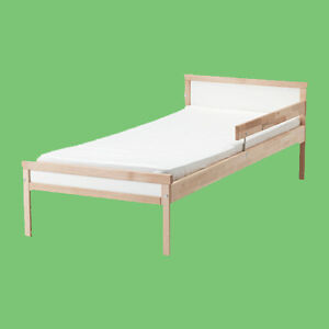 Ikea toddler bed, great condition.