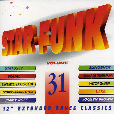 Various Artists - Star Funk 31 Various [New Cd] 0