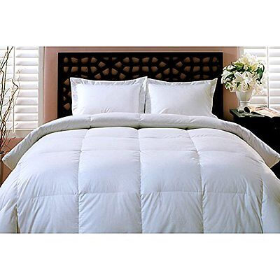 Better Down Luxurious Winter Weight 100% White Goose Down Comforter