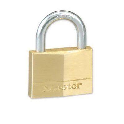 Master Lock 150d Brass Padlock