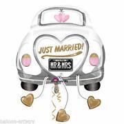 Foil Wedding Balloons
