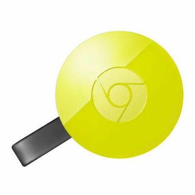 Google Chromecast 2 Home Entertainment WiFi Streaming Device, Stream Content