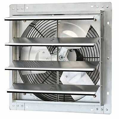 New Iliving Ilg8sf16v Wall Mounted Variable Speed Shutter Exhaust Fan 16