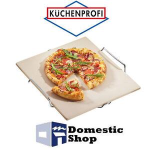 Piastra pietra refrattaria da forno per pizza 38x35 5cm - Pietra refrattaria da forno per pizza ...