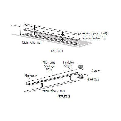 Traco Ss-13mk Super Sealer Shrink Wrap System Maintenance Kit 13
