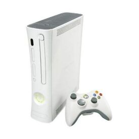 Microsoft Xbox 360 For Only £39.99 With all leads & Wireless Pad Now Only £39.99
