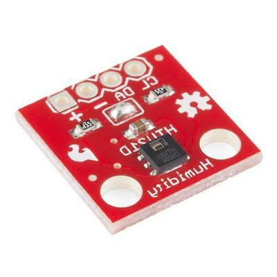 2pcs Htu21d Temperature And Humidity Sensor Module Temperature Sensor Breakout