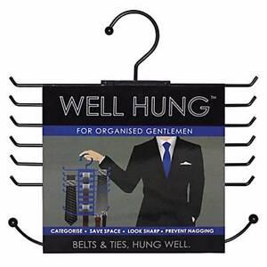 Well Hung Tie & Belt Hanger Bassendean Bassendean Area Preview