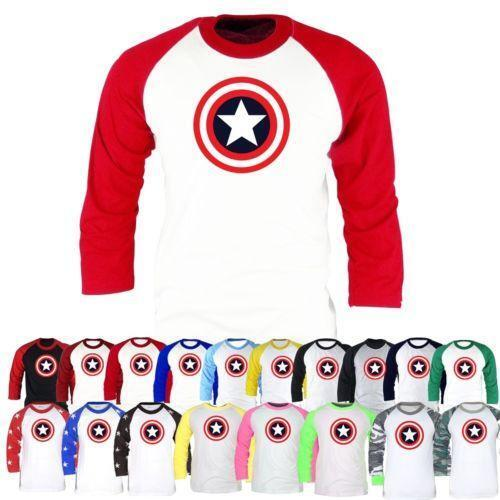 super hero t shirts ebay. Black Bedroom Furniture Sets. Home Design Ideas