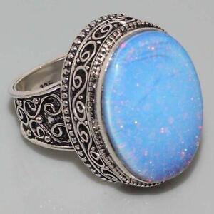 Vintage Opal Ring Ebay