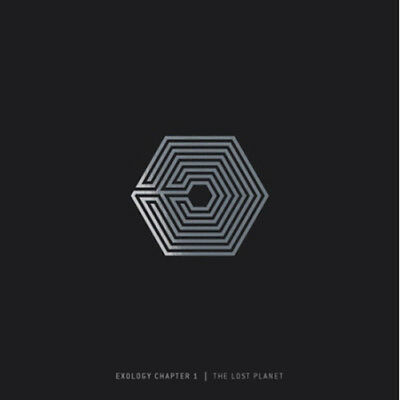 EXO [EXOLOGY CHAPTER 1 THE LOST PLANET] Normal Edition 2CD K-POP
