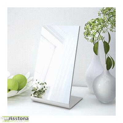 IIKEA TYSNES Tischspiegel Badspiegel Kosmetikspiegel in Größe (22x39cm)