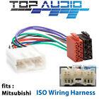 Car Audio & Video Wire Harnesses for Mitsubishi Lancer