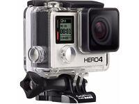 GOPRO HERO 4 BLACK 4K VIDEO WATERPROOF