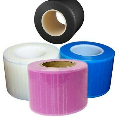 Barrier Film 4x6 1200 Perforated Sheets Dental Medical Tattoo