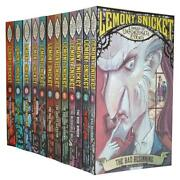 Lemony Snicket Set