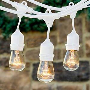 RENT - Indoor/Outdoor String Lights - $15/30ft.