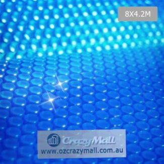Waterproof Solar Swimming Pool Cover 8 x 4.2M
