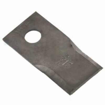 Disc Mower Blade Left Hand 25 Pack Compatible With John Deere Kuhn Case Ih