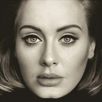 Adele   25  Cd 2015  Hello Brand New   Sealed