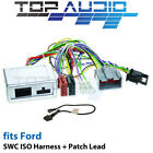 Car Steering Wheel Controls Wire Harnesses for Ford 1000