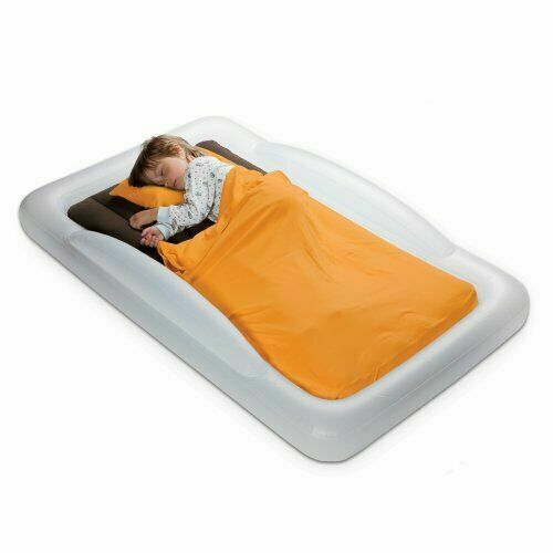 The Shrunks Toddler Travel Bed Portable Inflatable Air Mattress Bed