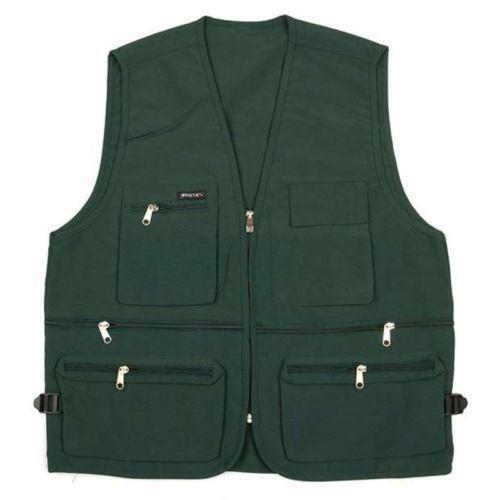 Mens fishing vest ebay for Best fishing vest