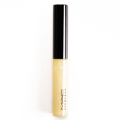 MAC Mini Lipgloss Lipglass  LITTLE LOVELY  Factory Sealed Package Travel Size for sale  Shipping to India