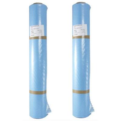 2x Dampfsperrfolie je 4m x 25m Dampfbremsfolie Dampfsperre Dampfbremse Dachfolie