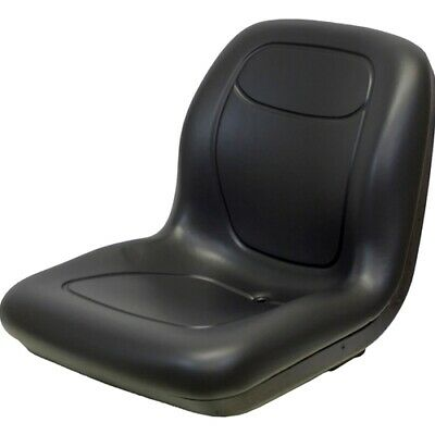 New Bucket Seat Black Fits Bobcat Skid Steer 2200 2200d
