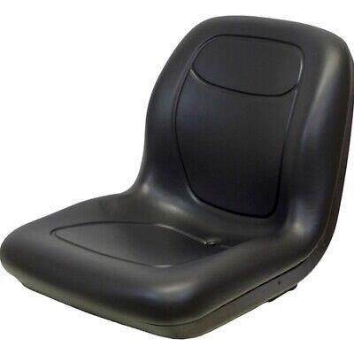 New Bucket Seat Black Fits Bobcat Skid Steer 2200 2200d