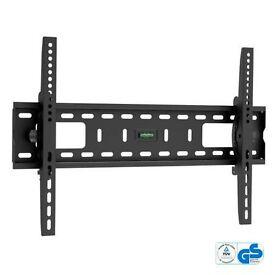 """brandnew Slim Tilt Plasma LED LCD TV Wall Mount Bracket LG Panasonic Tilt 37"""" 70 fully boxed"""