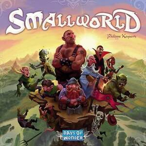 "SMALL WORLD board game by the designer of ""Vinci"" Katoomba Blue Mountains Preview"