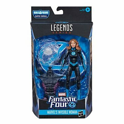 IN STOCK! Fantastic Four Marvel Legends Invisible Woman 6-Inch Action Fig HASBRO