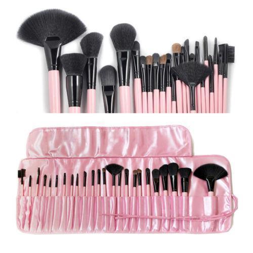 Makeup Brush Kit  9f2c14400670