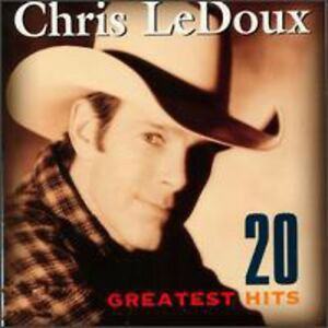 Chris LeDoux - 20 Greatest Hits [New CD]