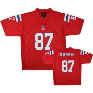 Rob Gronkowski Jersey  Football-NFL  130177be9