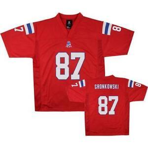 Rob Gronkowski Jersey  Football-NFL  127425a77