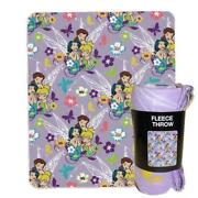 Tinkerbell Fleece Blanket