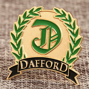 Dafford Lapel Pins No Minimum
