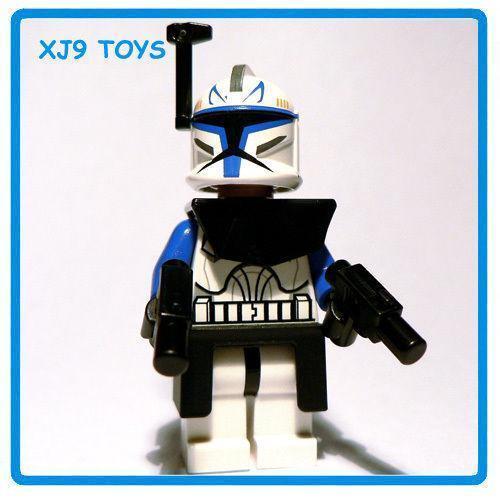 Lego Star Wars Captain Rex | eBay