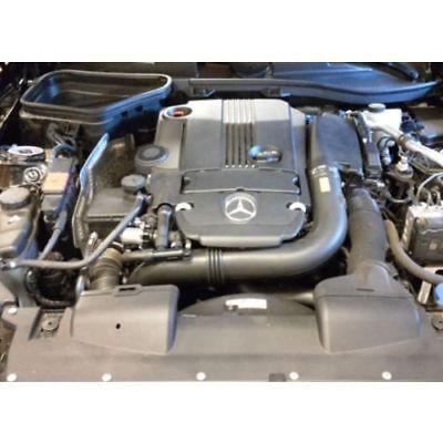 2012 Mercedes Benz R172 SLK200 1,8 Kompressor Motor 271.861 184 PS
