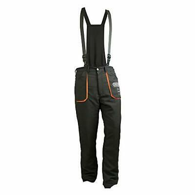 Oregon Yukon 295445/XL Chainsaw Safety Protective Bib and Brace Trousers - Type