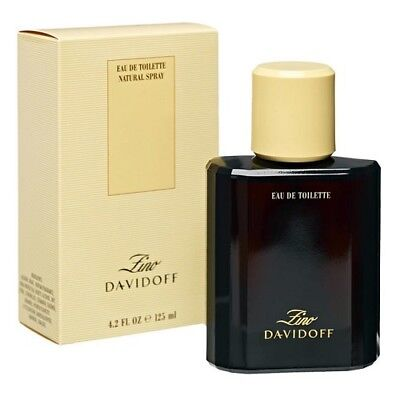 DAVIDOFF ZINO FOR HIM 125ML EAU DE TOILETTE SPRAY BRAND NEW & BOXED *