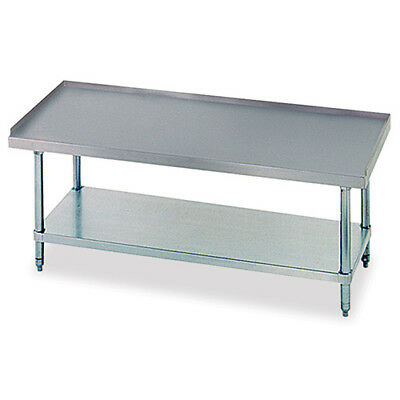 Equipment Stand With Undershelf 24x24