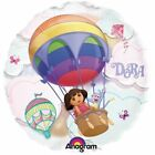 Dora the Explorer Round Party Foil Balloons
