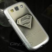 Samsung Galaxy S3 Superman Case