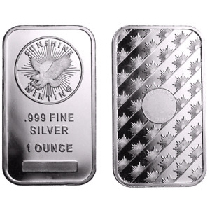 Looking for Silver Bullion
