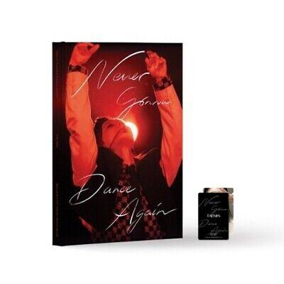 TAEMIN Beyond LIVE PHOTO STORY BOOK - [NEVER GONNA DANCE AGAIN] Photocard+Gift